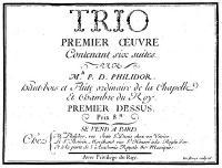 Frontispice Trios