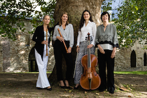Ensemble Bradamante. Photo: Alexandre Mhiri